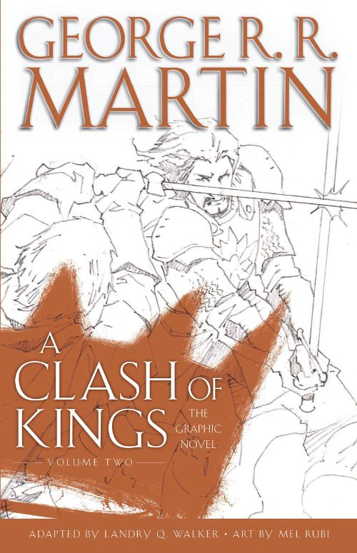 GAME OF THRONES: A CLASH OF KINGS VOL 02