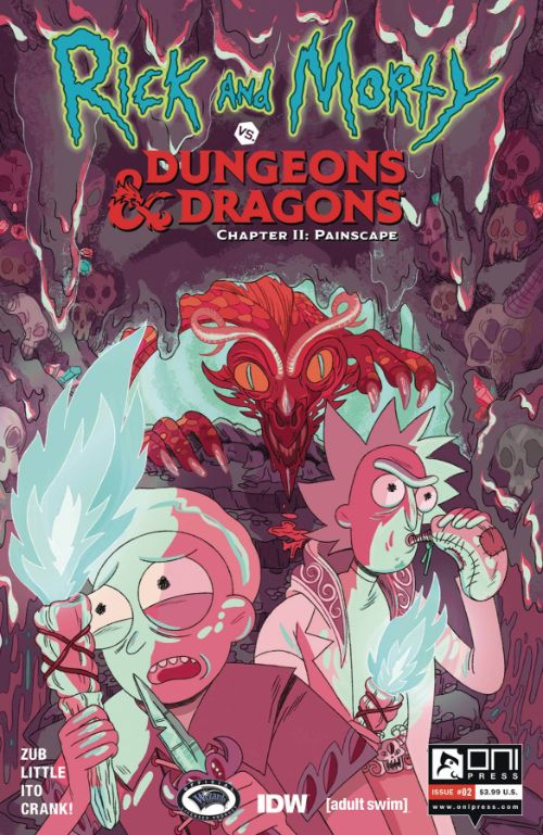 RICK AND MORTY VS. DUNGEONS AND DRAGONS II: PAINSCAPE#2