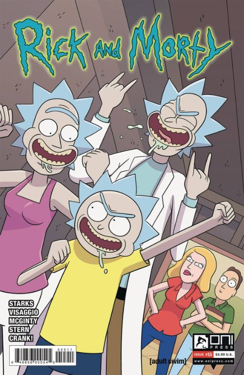 RICK AND MORTY#55