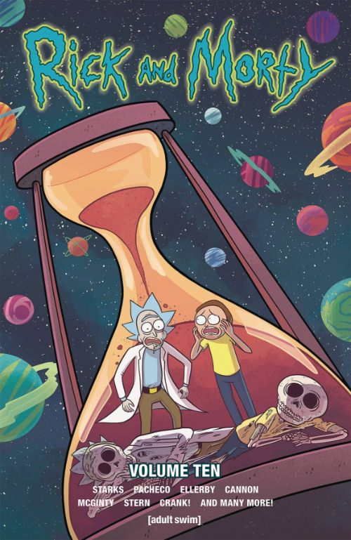 RICK AND MORTY VOL 10