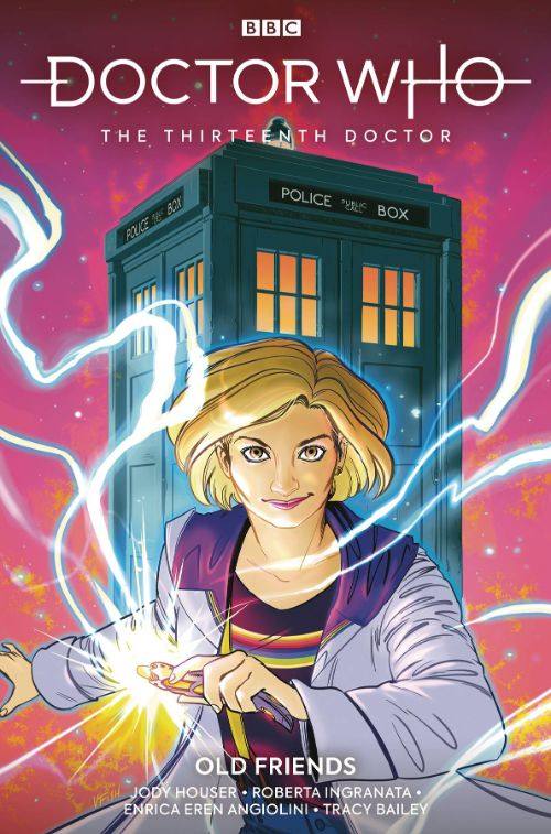 DOCTOR WHO: THE THIRTEENTH DOCTOR VOL 03: OLD FRIENDS