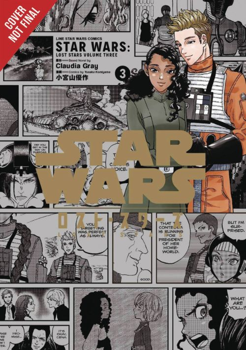 STAR WARS: LOST STARS VOL 03