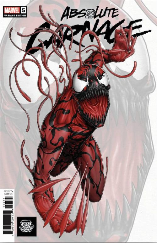 ABSOLUTE CARNAGE#5