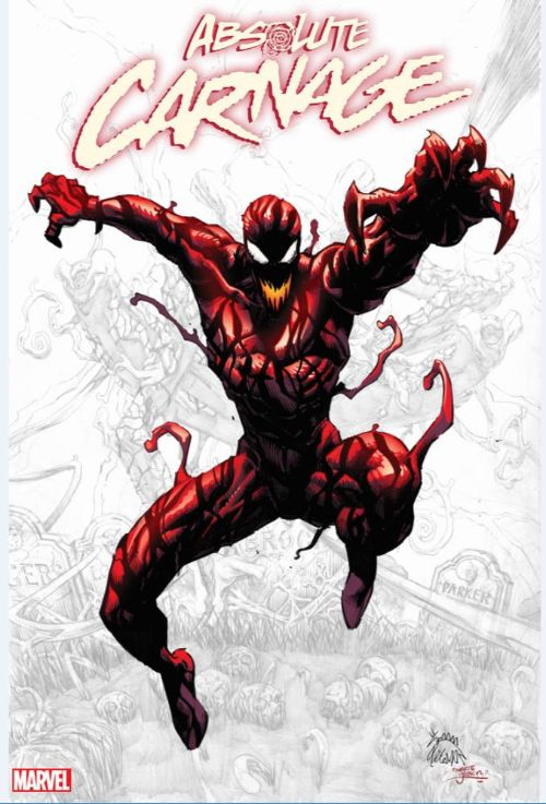 ABSOLUTE CARNAGE#1