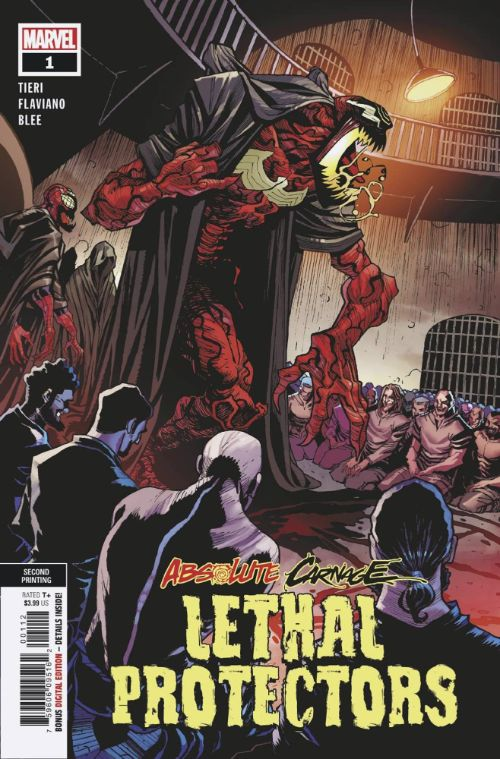 ABSOLUTE CARNAGE: LETHAL PROTECTORS#1
