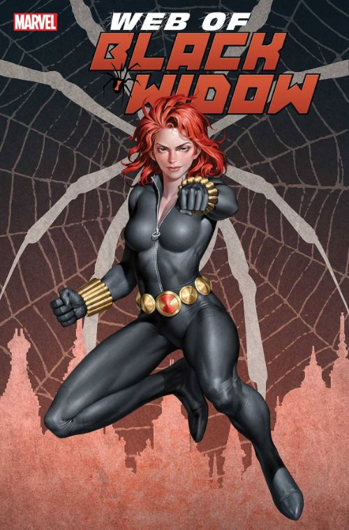 WEB OF BLACK WIDOW#5