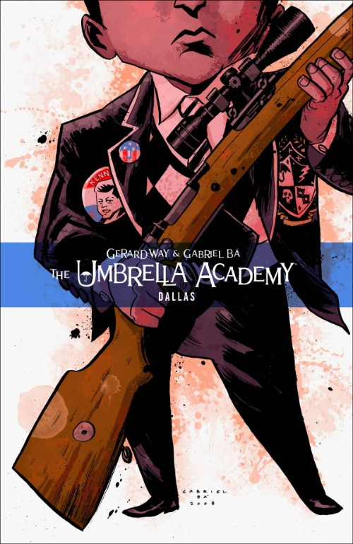 UMBRELLA ACADEMY VOL 02: DALLAS