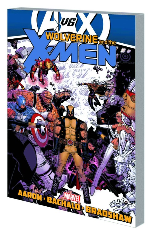WOLVERINE AND THE X-MEN VOL 03