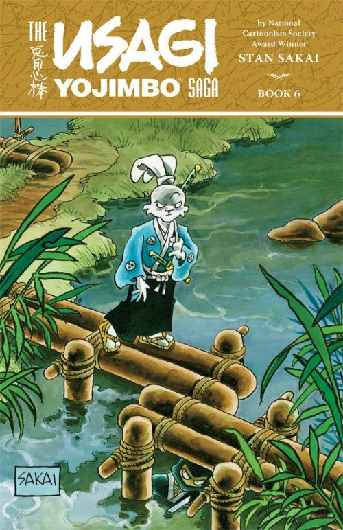 USAGI YOJIMBO SAGA BOOK 06