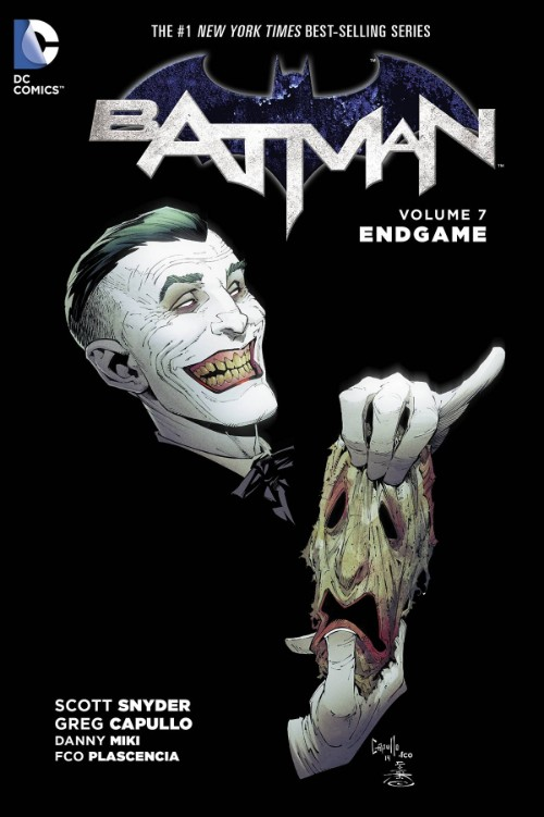 BATMAN VOL 07: ENDGAME