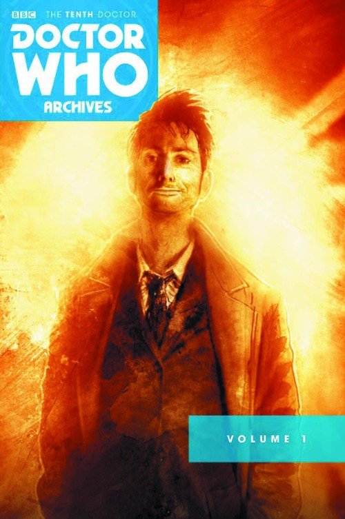 DOCTOR WHO: THE TENTH DOCTOR ARCHIVES VOL 01