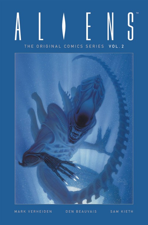 ALIENS: THE ORIGINAL COMICS SERIES VOL 02