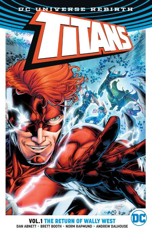 TITANS VOL 01: THE RETURN OF WALLY WEST