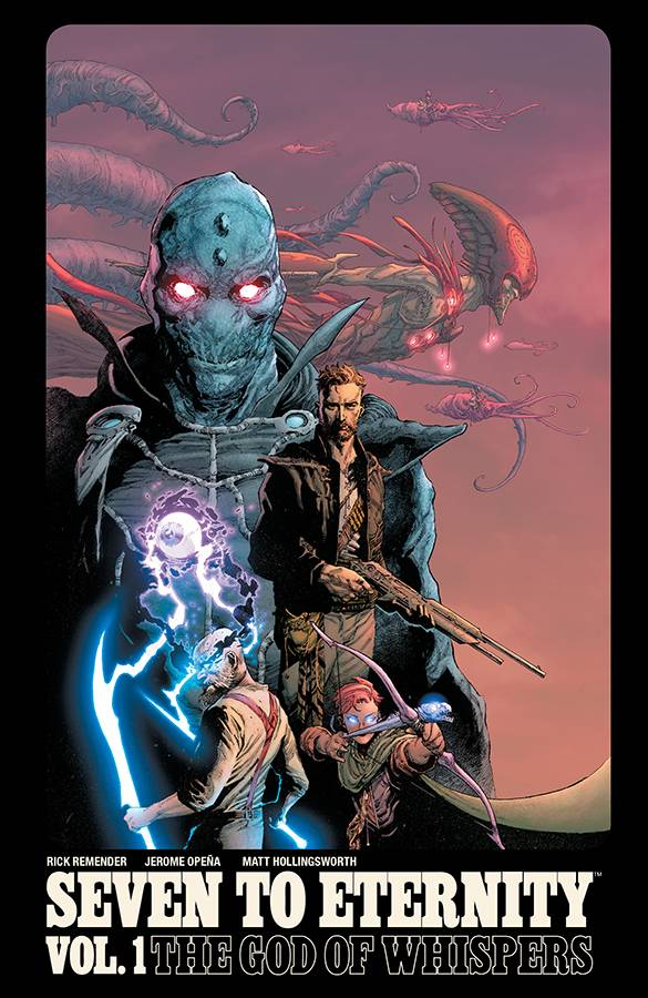SEVEN TO ETERNITY VOL 01