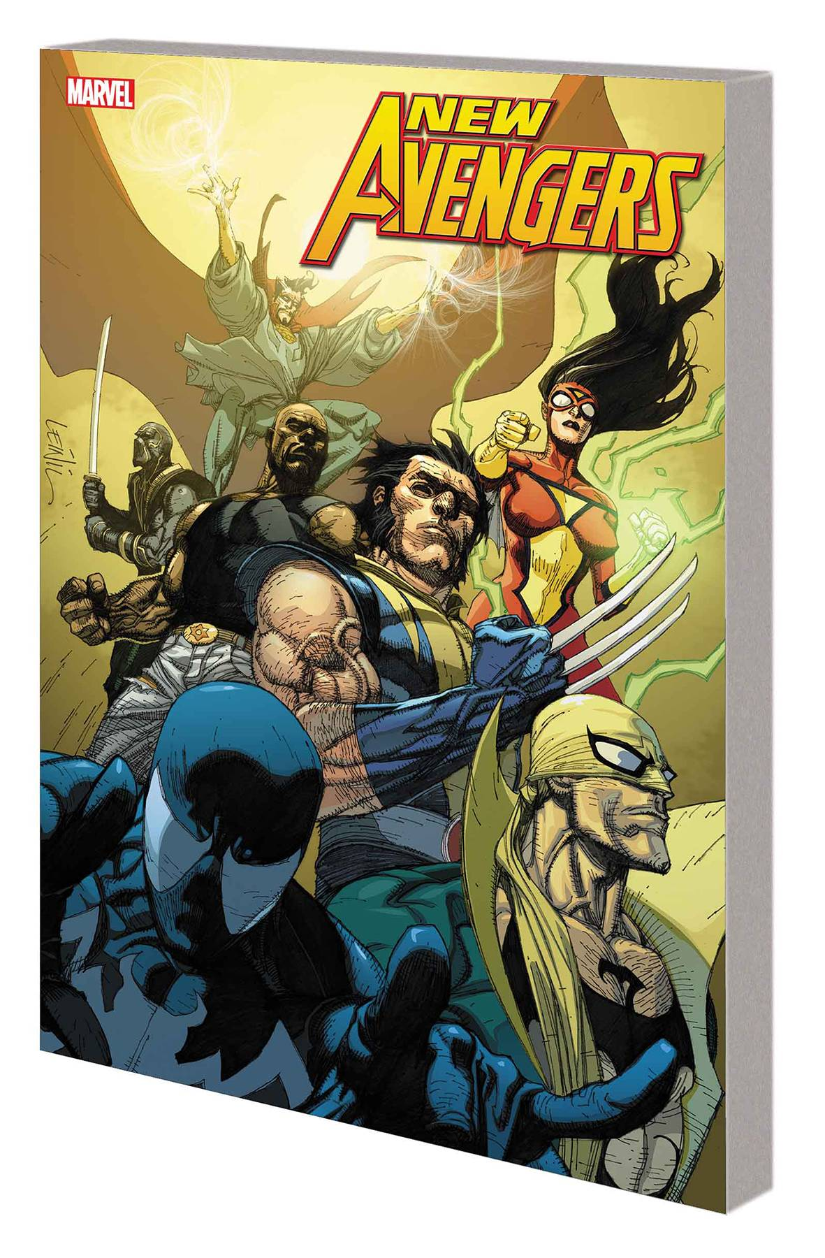 NEW AVENGERS BY BRIAN MICHAEL BENDIS: THE COMPLETE COLLECTION VOL 03