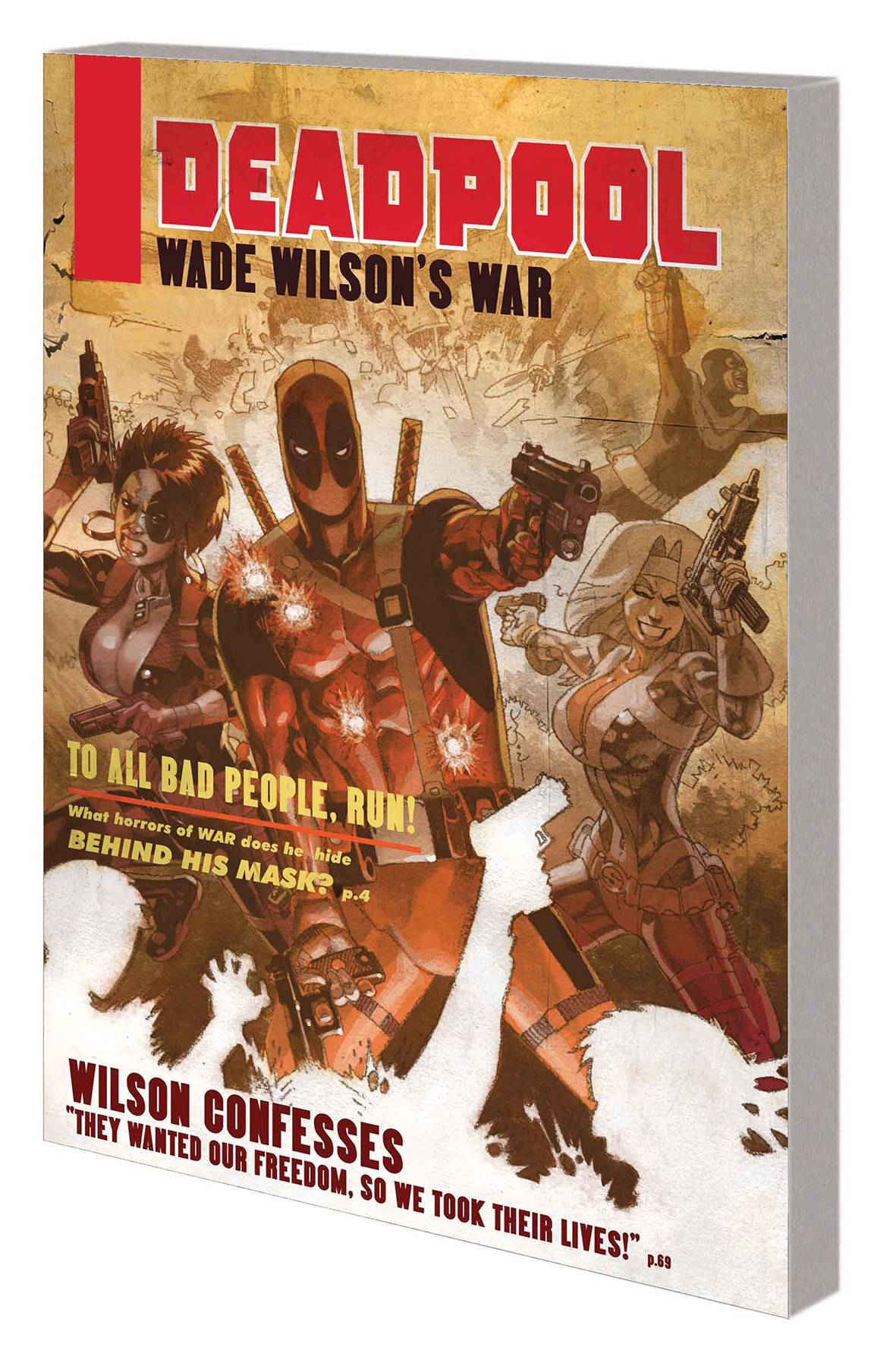DEADPOOL CLASSIC VOL 17: HEADCANON