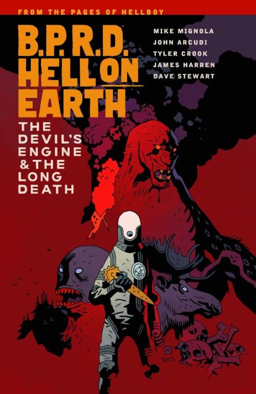 B.P.R.D. HELL ON EARTHVOL 04: DEVIL ENGINE AND LONG DEATH