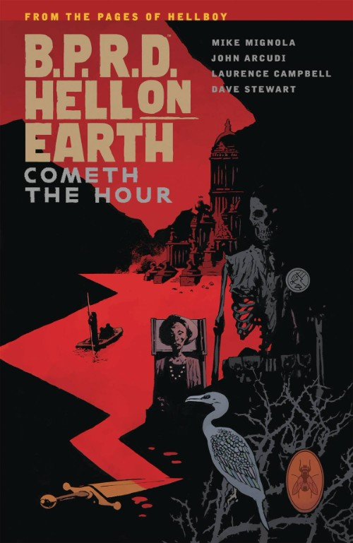 B.P.R.D. HELL ON EARTHVOL 15: COMETH THE HOUR