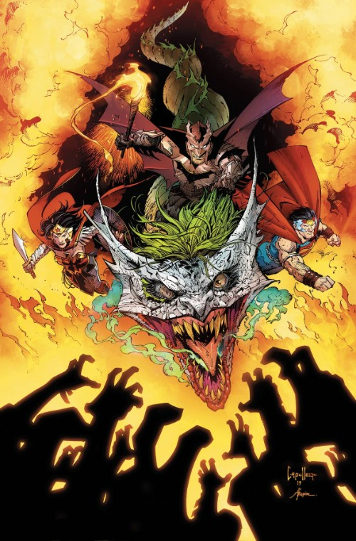 DARK NIGHTS: METAL#6