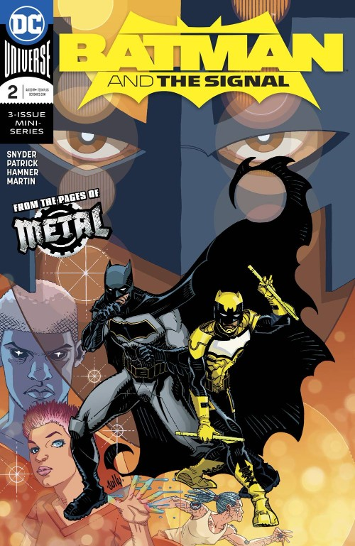 BATMAN AND THE SIGNAL#2