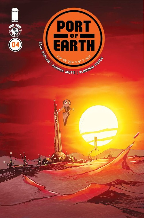 PORT OF EARTH#4