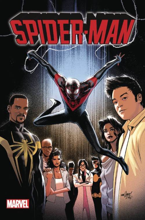 SPIDER-MAN: MILES MORALES VOL 04