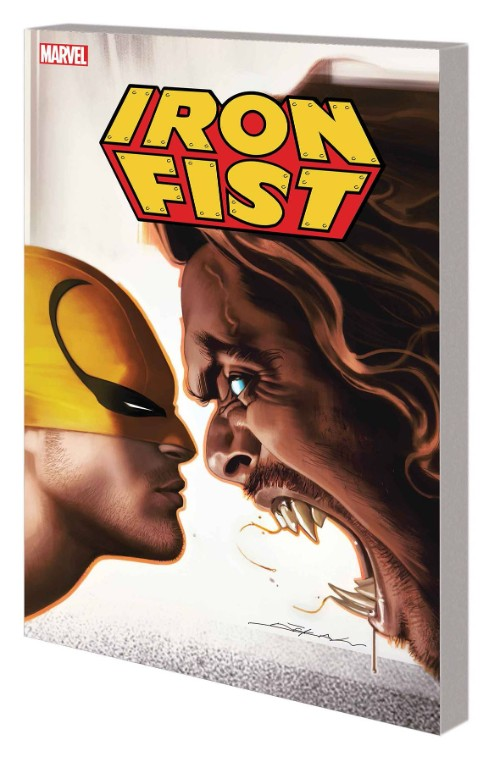 IRON FIST VOL 02: SABRETOOTH--ROUND TWO