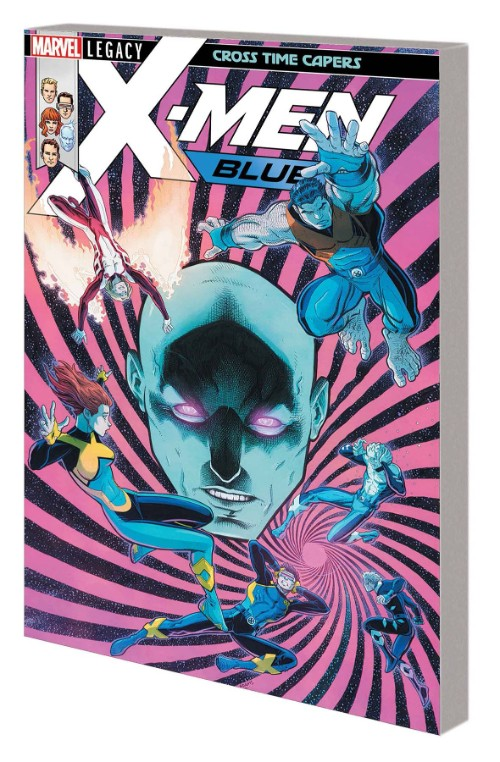 X-MEN: BLUE VOL 03: CROSS TIME CAPERS
