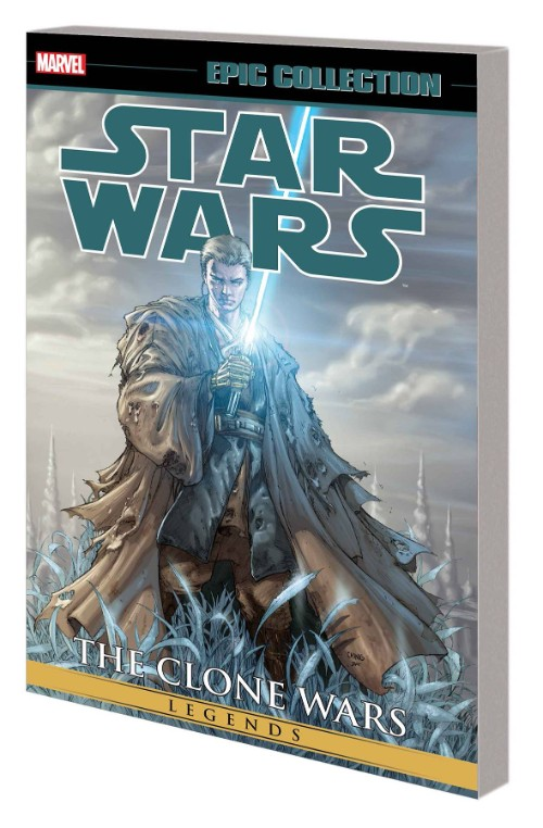 STAR WARS LEGENDS EPIC COLLECTION: THE CLONE WARSVOL 02