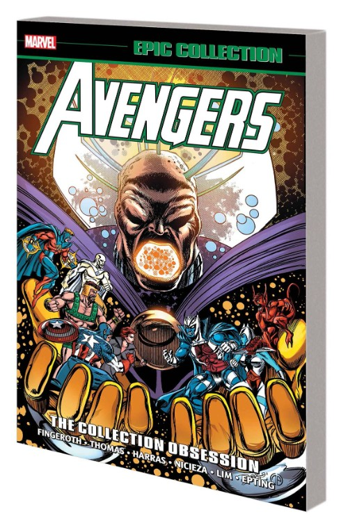 AVENGERS EPIC COLLECTION VOL 21: THE COLLECTION OBSESSION