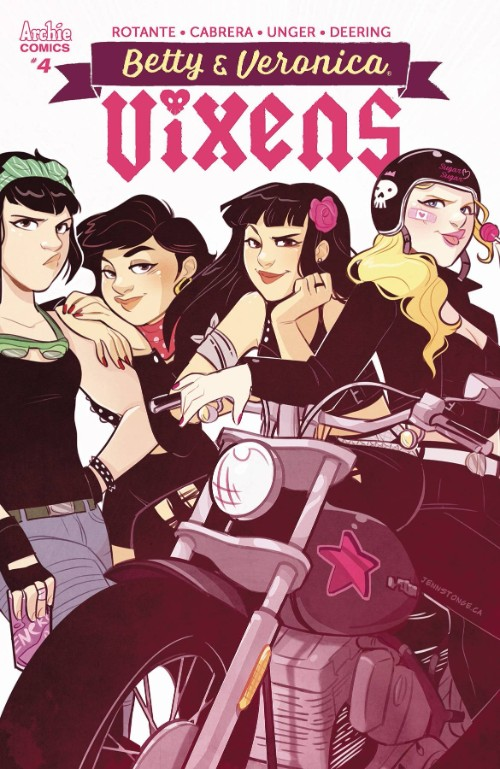 BETTY AND VERONICA: VIXENS#4