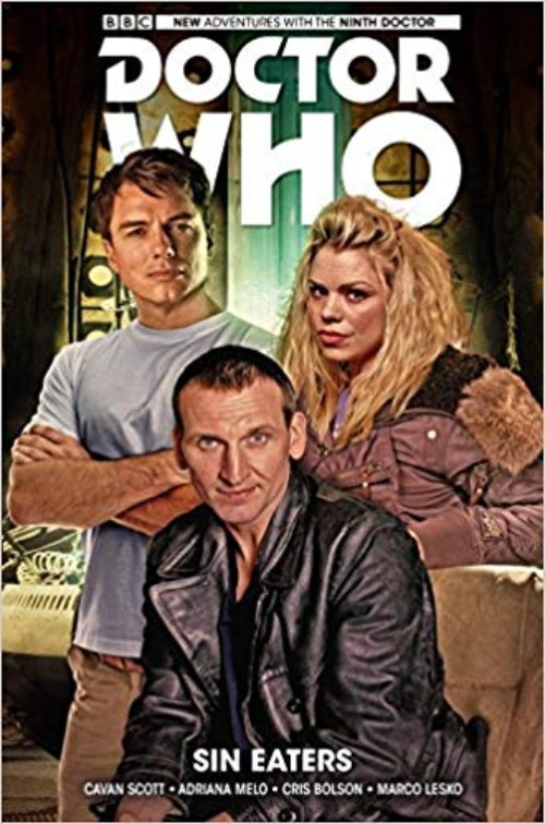 DOCTOR WHO: THE NINTH DOCTOR VOL 04: SIN EATERS
