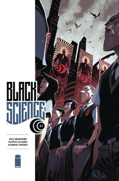 BLACK SCIENCE #41