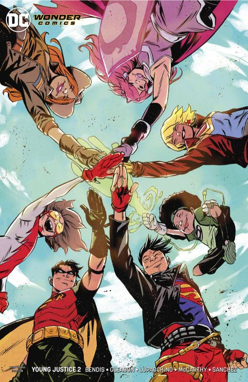 YOUNG JUSTICE#2