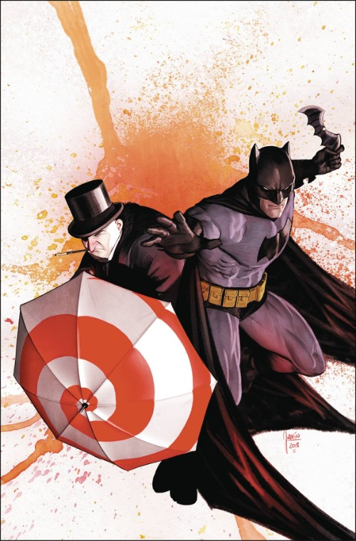 BATMAN VOL 09: THE TYRANT WING