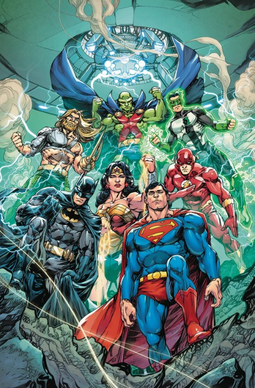JLA: NEW WORLD ORDER: THE ESSENTIAL EDITION