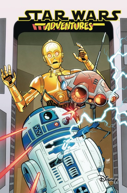 STAR WARS ADVENTURES VOL 05: MECHANICAL MAYHEM