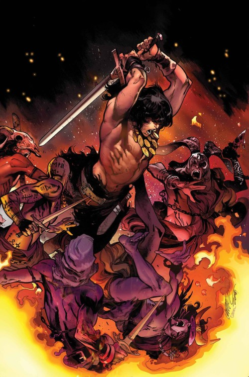SAVAGE SWORD OF CONAN#2