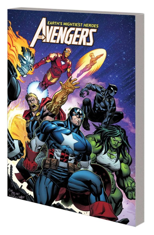 AVENGERS BY JASON AARON VOL 02: WORLD TOUR