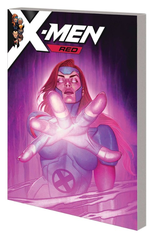 X-MEN: RED VOL 02: WAGING PEACE