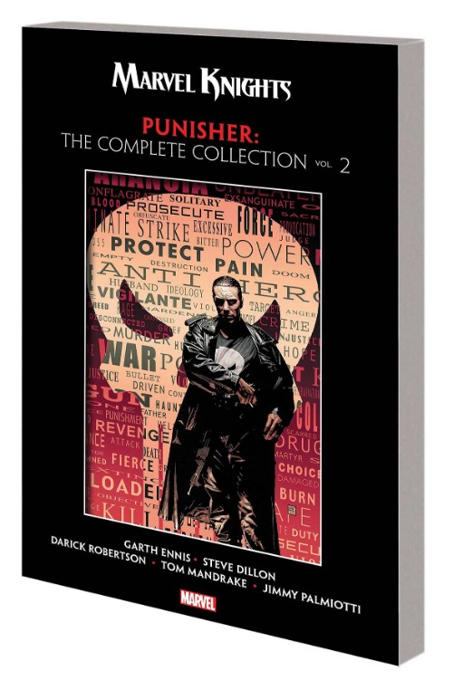MARVEL KNIGHTS PUNISHER BY GARTH ENNIS: THE COMPLETE COLLECTION VOL 02