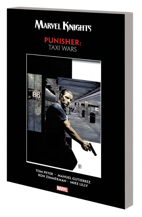 MARVEL KNIGHTS PUNISHER: TAXI WARS