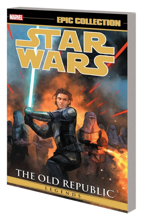 STAR WARS LEGENDS EPIC COLLECTION: THE OLD REPUBLICVOL 03