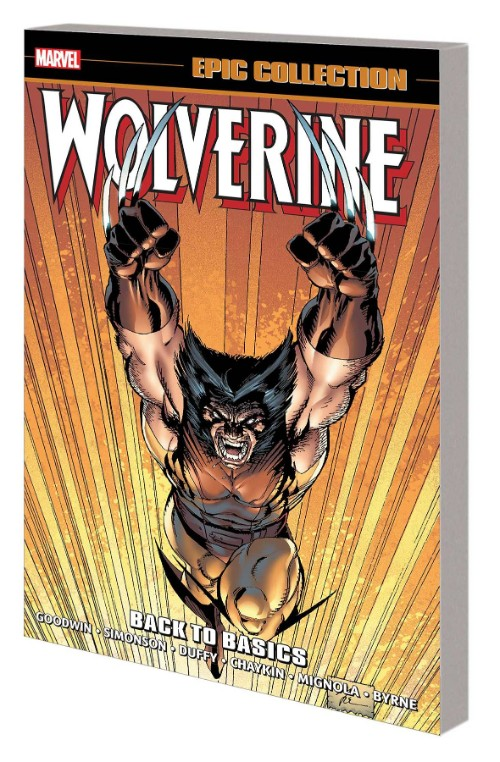 WOLVERINE EPIC COLLECTION VOL 02: BACK TO BASICS