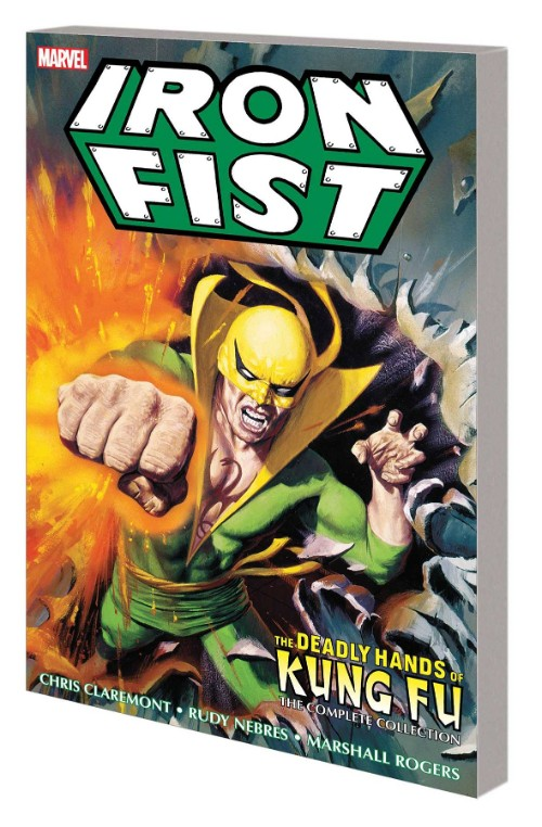 IRON FIST: DEADLY HANDS OF KUNG FU--THE COMPLETE COLLECTION