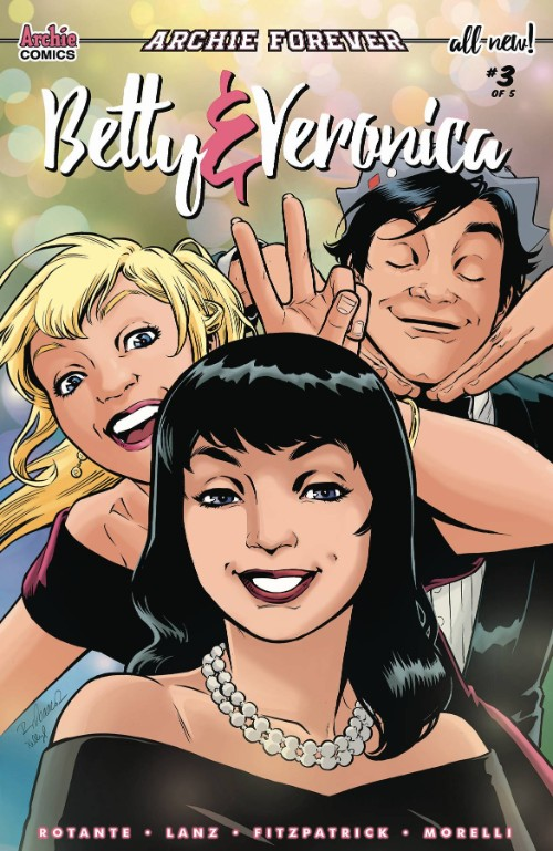 BETTY AND VERONICA#3