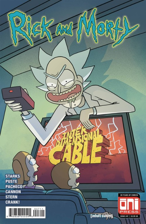RICK AND MORTY#47