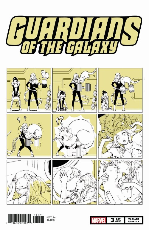 GUARDIANS OF THE GALAXY#3