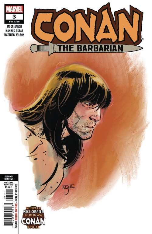 CONAN THE BARBARIAN#3