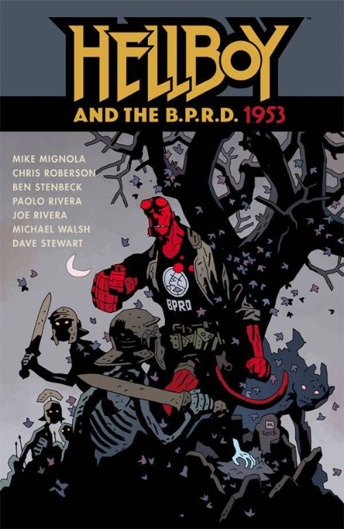 HELLBOY AND THE B.P.R.D.: 1953